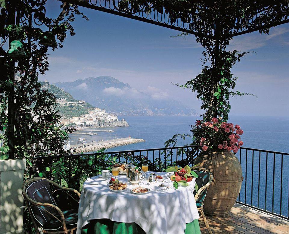 balkon amalfi kust
